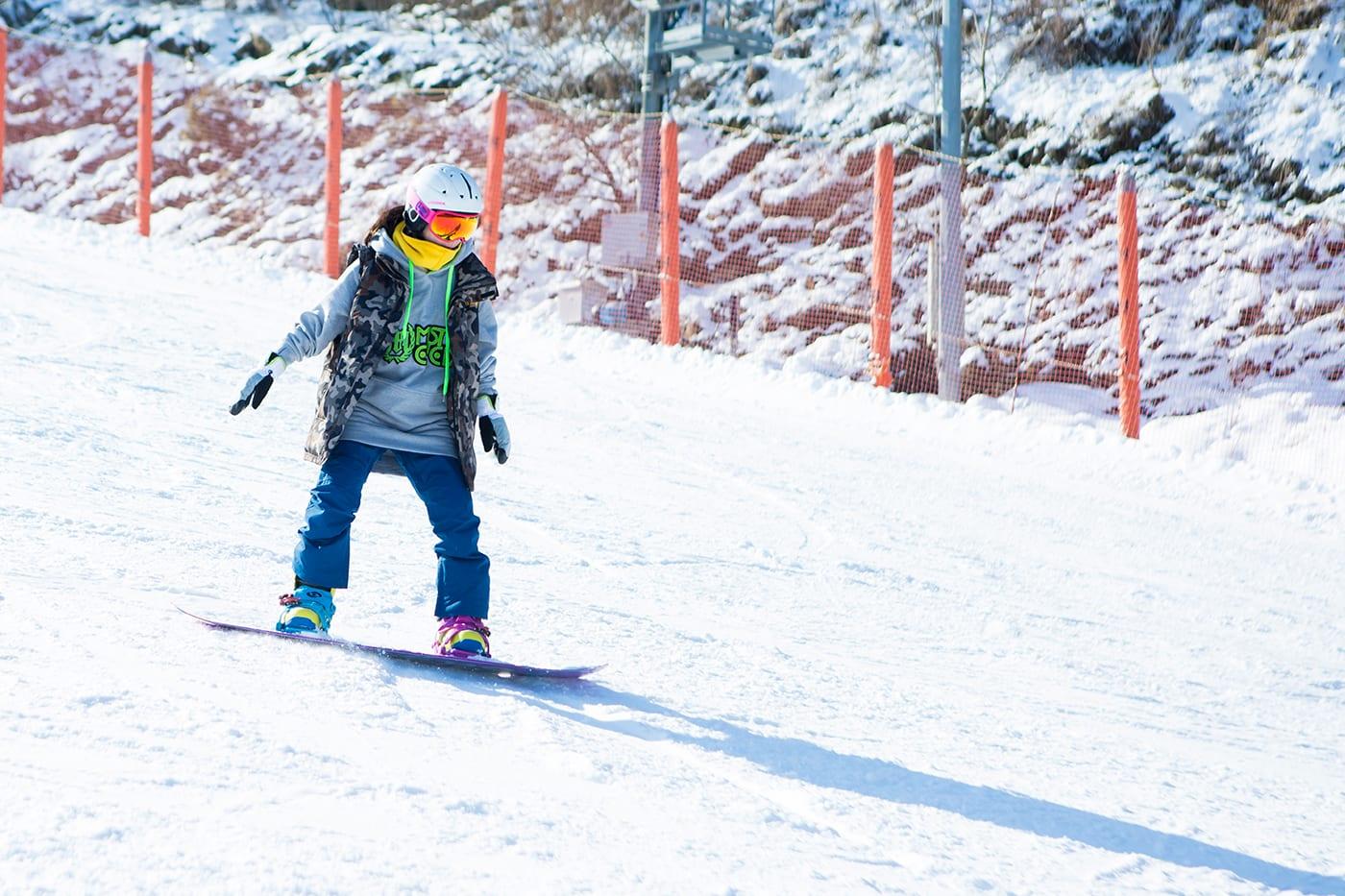 스키 장비